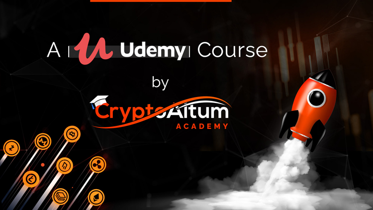 Cryptocurrency Trading Course Udemy and CryptoAltum